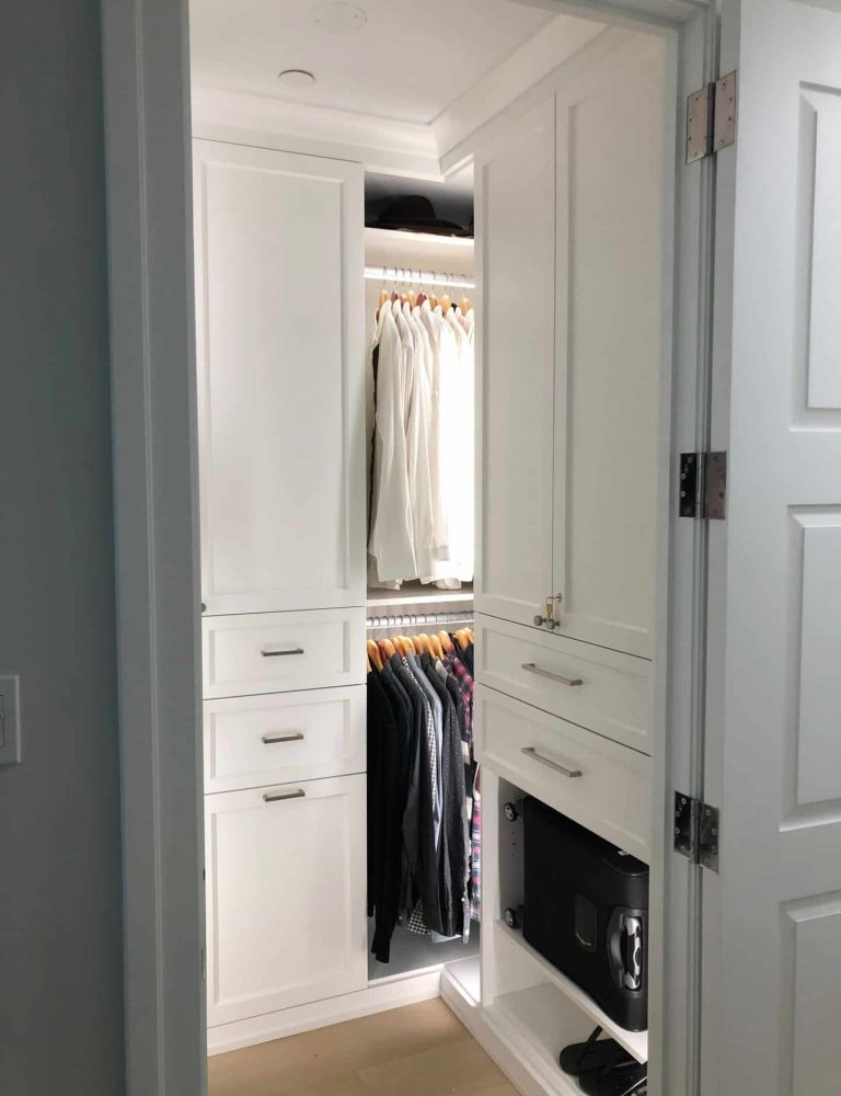 brooklyn custom closet design
